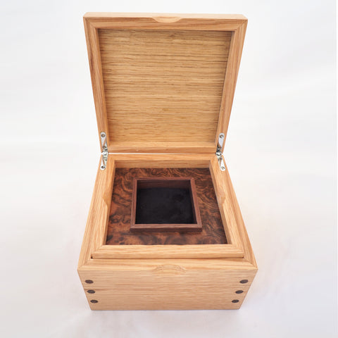 commissioned display box