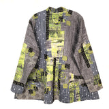 Diane Prekup Jacket, Saturday, Slate Lime, S/M