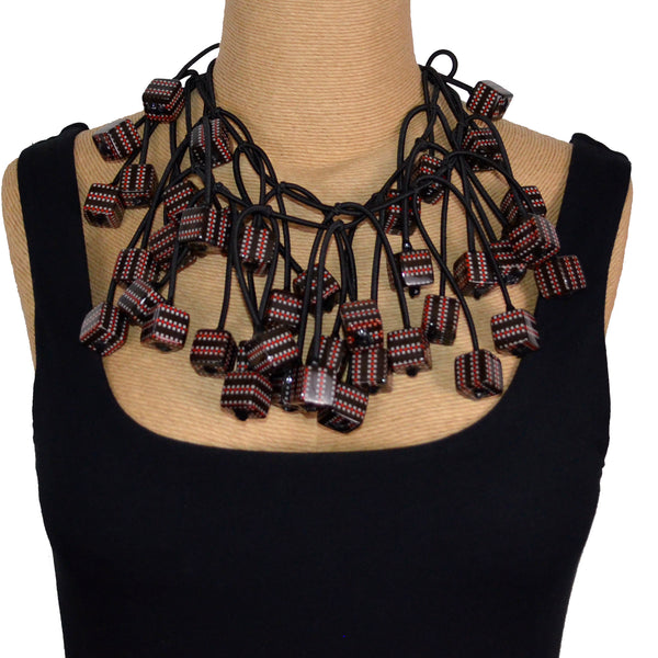 Annemieke Broenink Necklace, Boxy