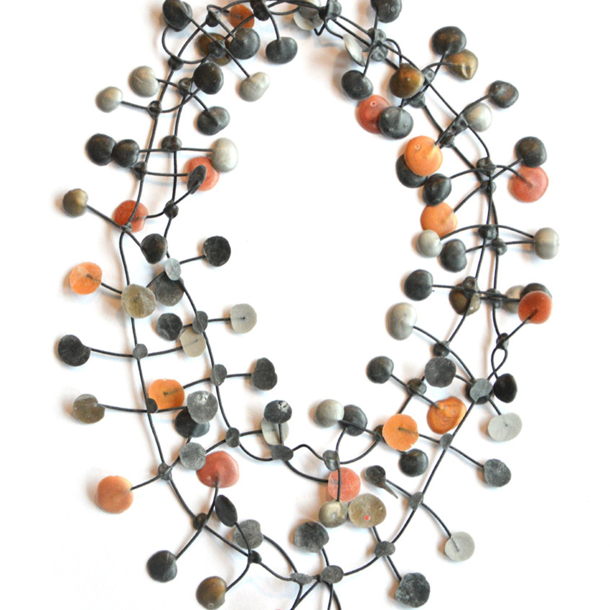Annemieke Broenink, Necklace, Pop, Neutral Gold
