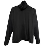 A'Nue Shirt, Turtleneck, Black Sizes S-XL