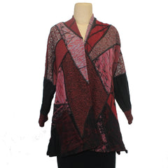 Chris Triola Jacket, Paloma, Red/Black, S