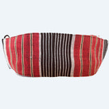 Doshi Mask, Red Accent, Red/Black/White