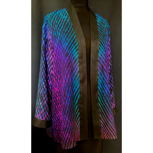 Doshi Jacket, Reflections, Perfect Purple, L
