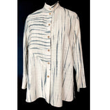 Doshi Shirt, Button Up, Ink, L