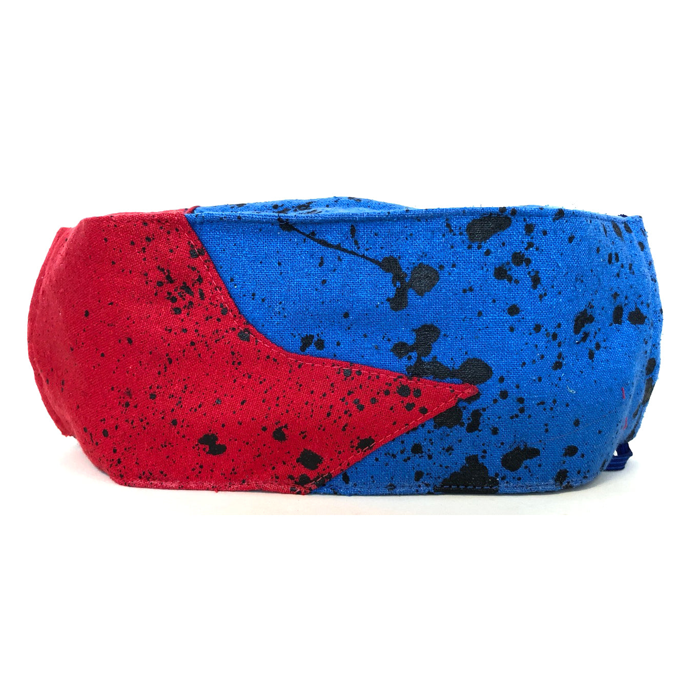 Doshi Mask, Phantom, Blue/Red