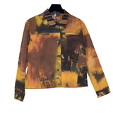 Darwall & Murphy Jacket, Special, Yellow/Brown, M