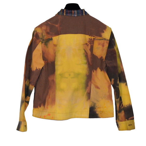 Darwall & Murphy Jacket, Special, Yellow/Brown, S/M