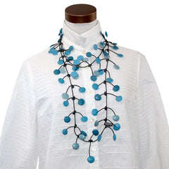 Annemieke Broenink, Necklace, Pop, Summer Teal