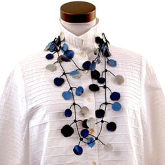 Annemieke Broenink, Necklace, Poppy, Jeans