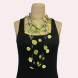 Annemieke Broenink Necklace, Poppy, Avocado