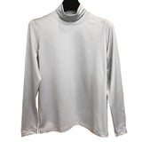 A'Nue Shirt, Turtleneck, Platinum S and M/L