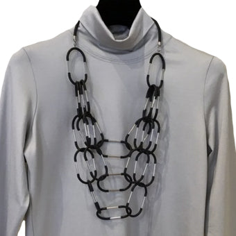 Carla M Necklace, Linked