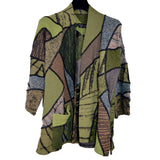 Chris Triola Jacket, Paloma, Green Mix, XS