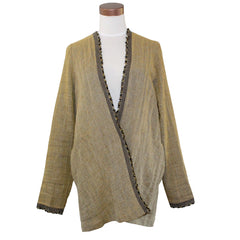 Kim Bernardin Jacket, Gold, S and L