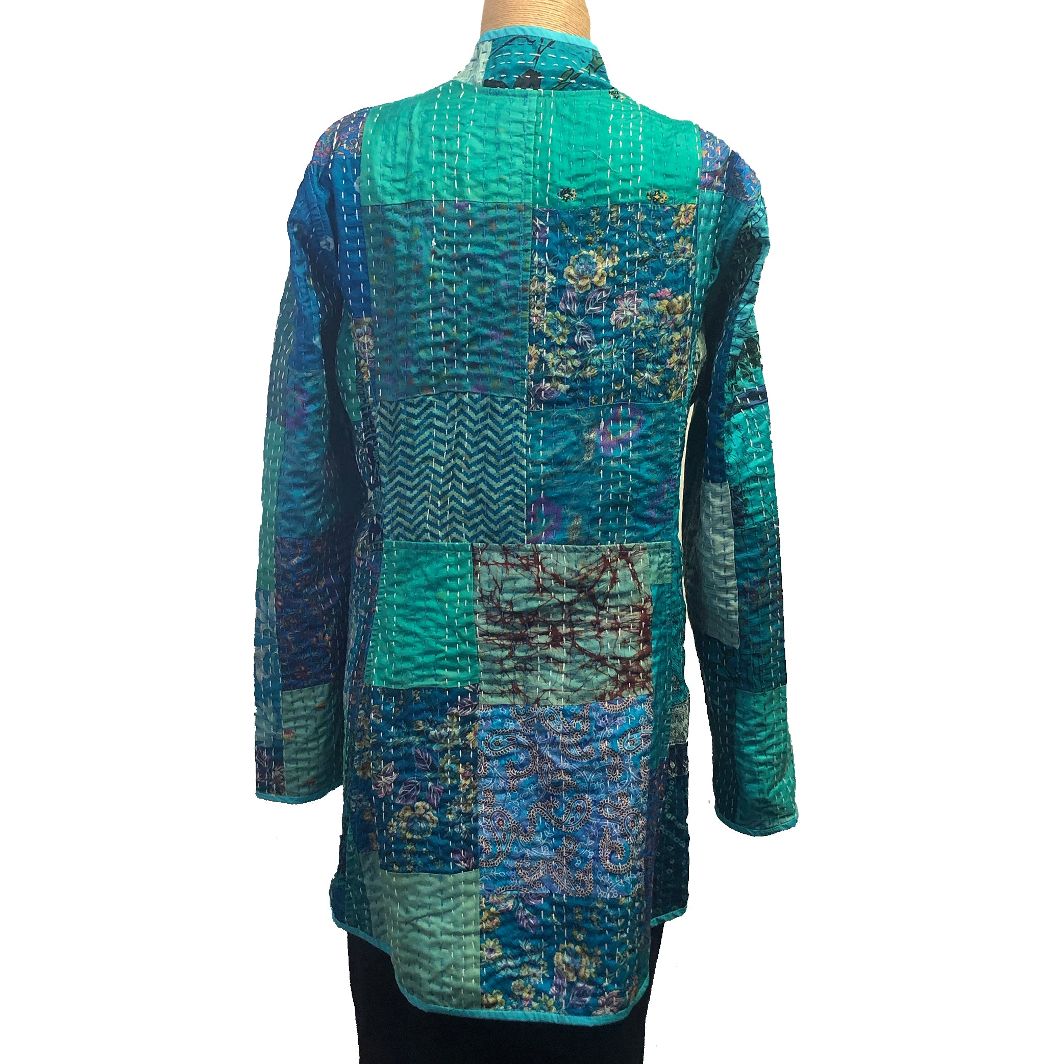 Kamal Kantha Jacket, Patch, Brights