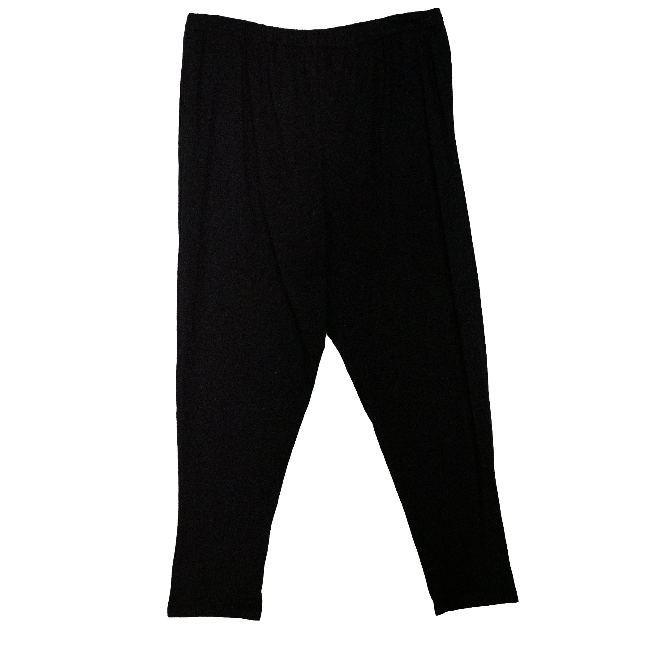 M Square Legging Pants, Black