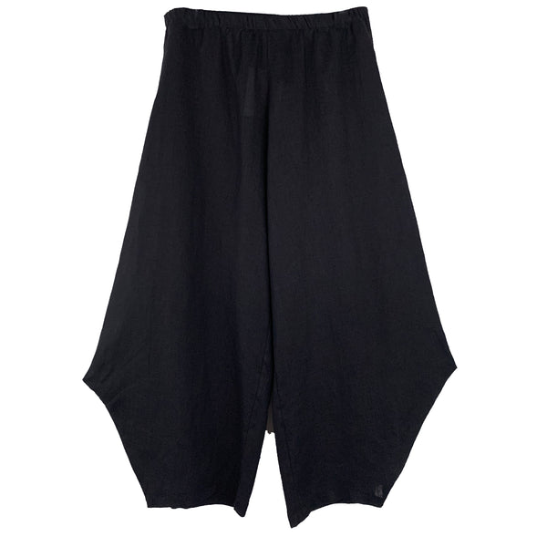 M Square Pant, Out There, Black Linen