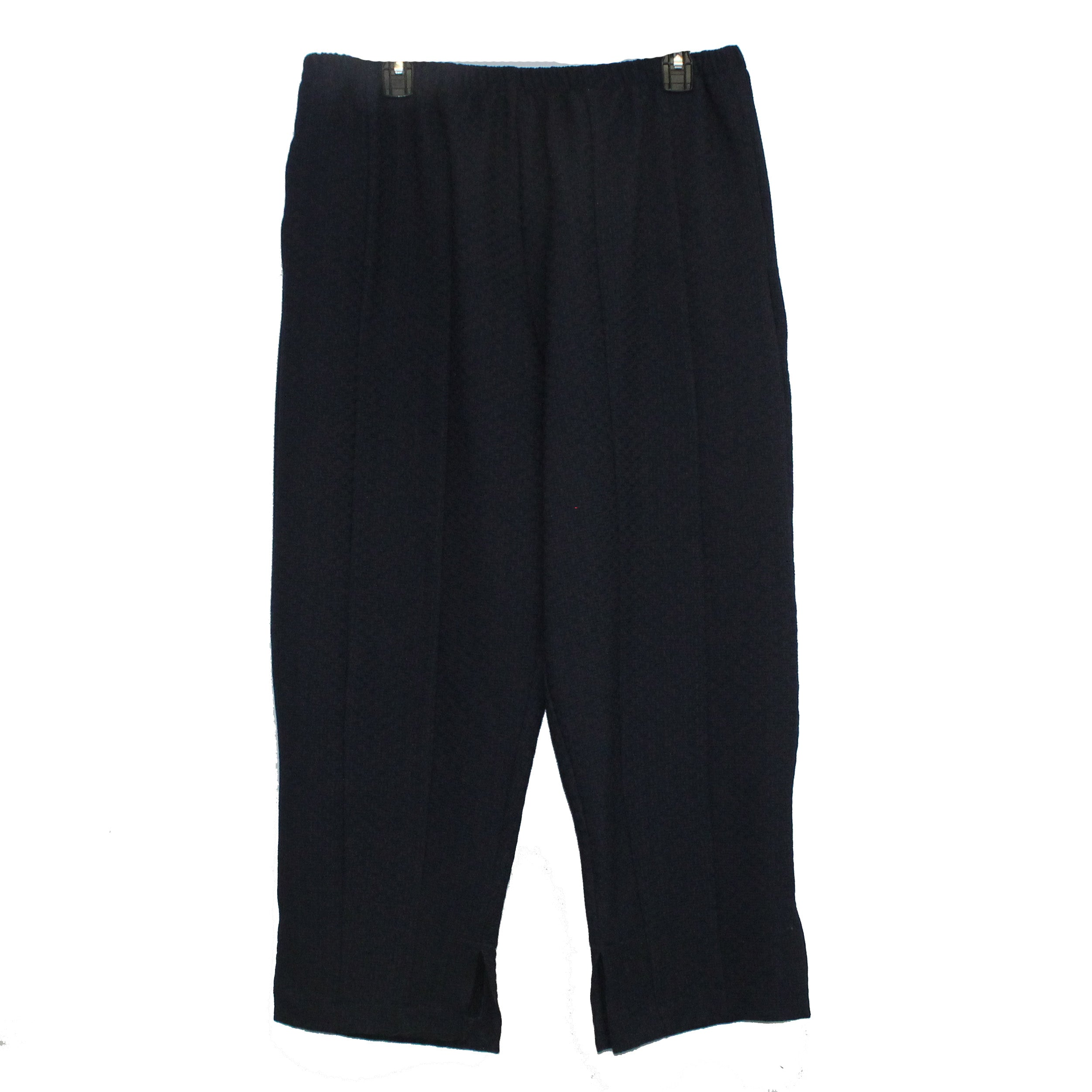 M Square Pant, Textured Assemble, Navy