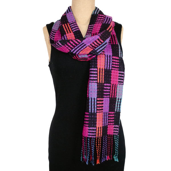Muffy Young Scarf, Andante, Vibrant