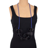 Samuel Coraux Necklace, Union Rubber Links