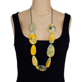 Sylca Designs Necklace, Amber