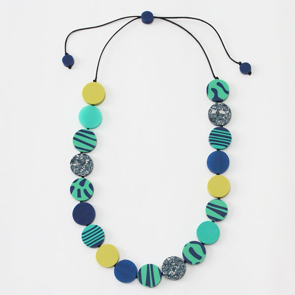 Sylca Designs Necklace, Ocean Mila Statement