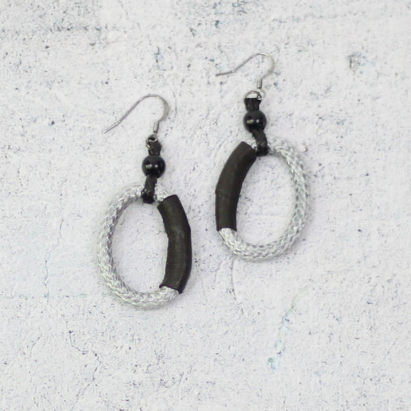 Sylca Designs Earrings, Loop Nina
