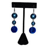 Sylca Designs Earrings, Beaded Dangle