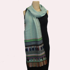 Wallace Sewell Scarf, Else, Mint