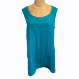 Ralston Tank, Turquoise, S and M