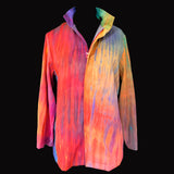 Doshi Jacket, Zip, Coat of Many Colors M