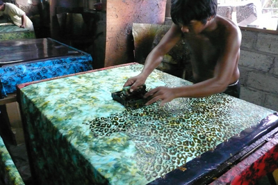 How Batiks Are Made
