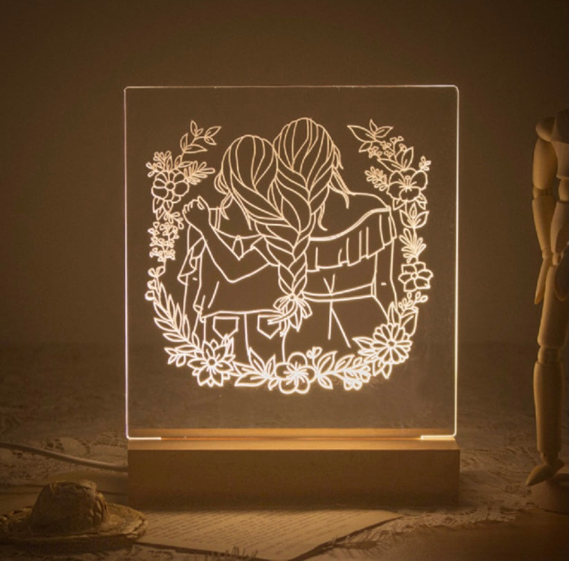 Mood Light Class <Valentine Limited>