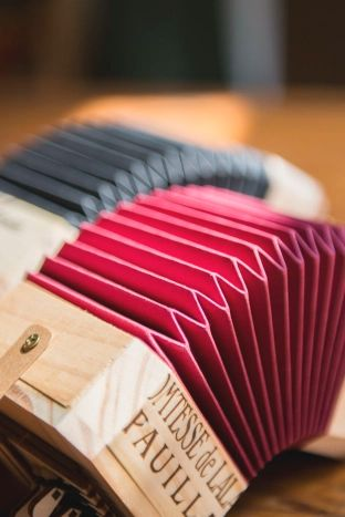 Handmade Accordion Class