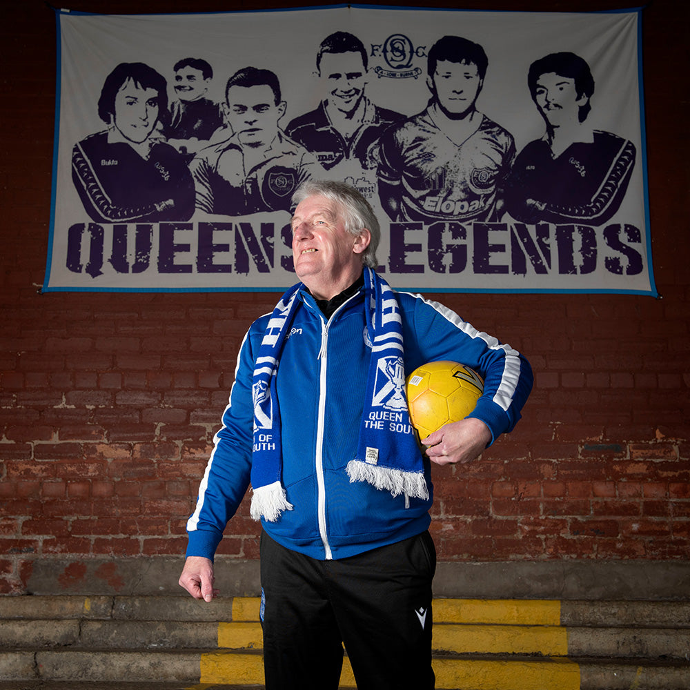 Jim - Queen Of The South FC Fan