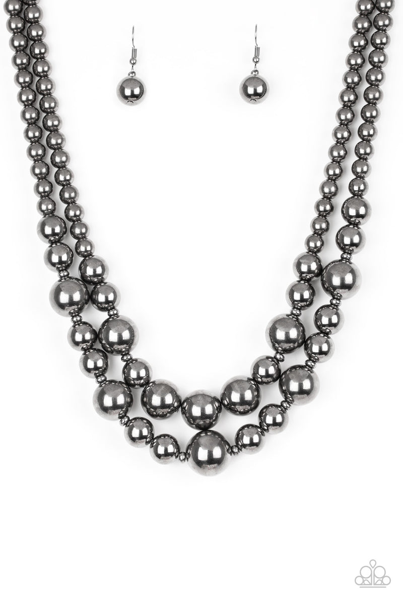 Double Dare You ~ Black Necklace