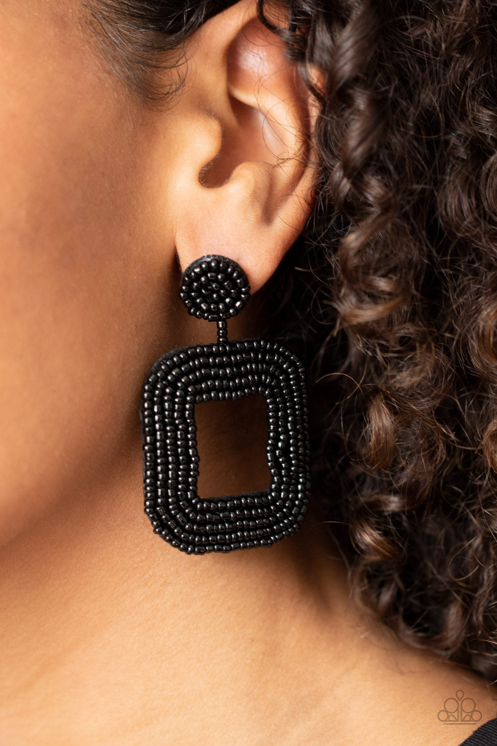 Beaded Bella - Black