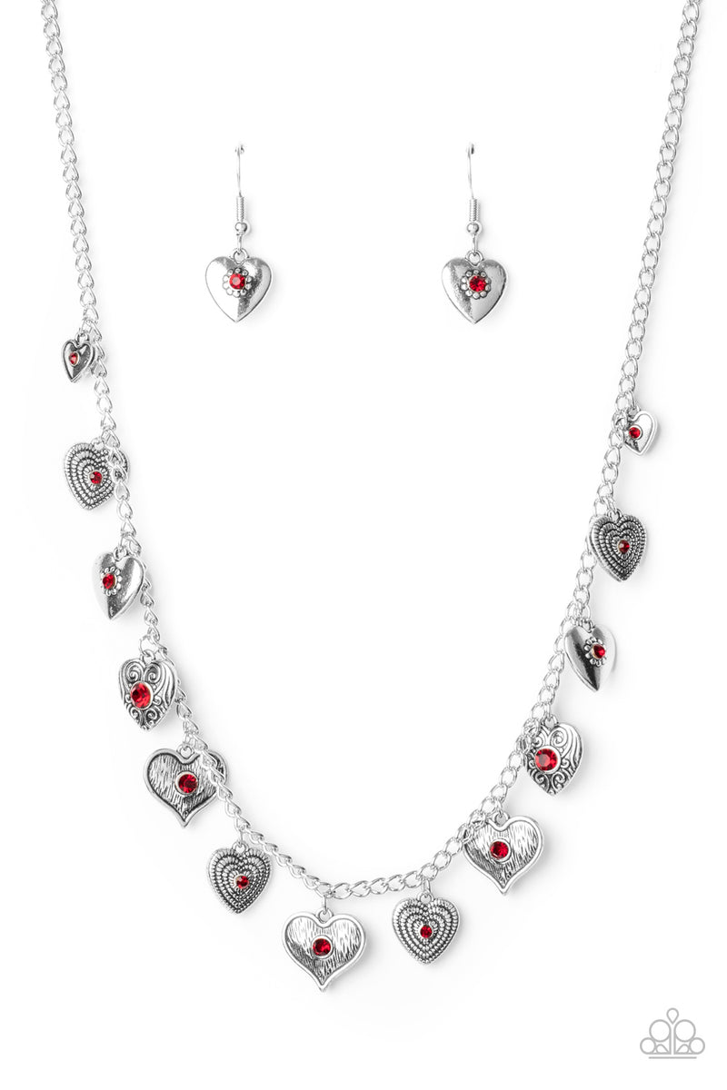Lovely Lockets - Red