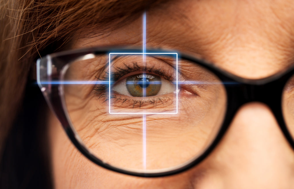 red light therapy for vision and eyesight