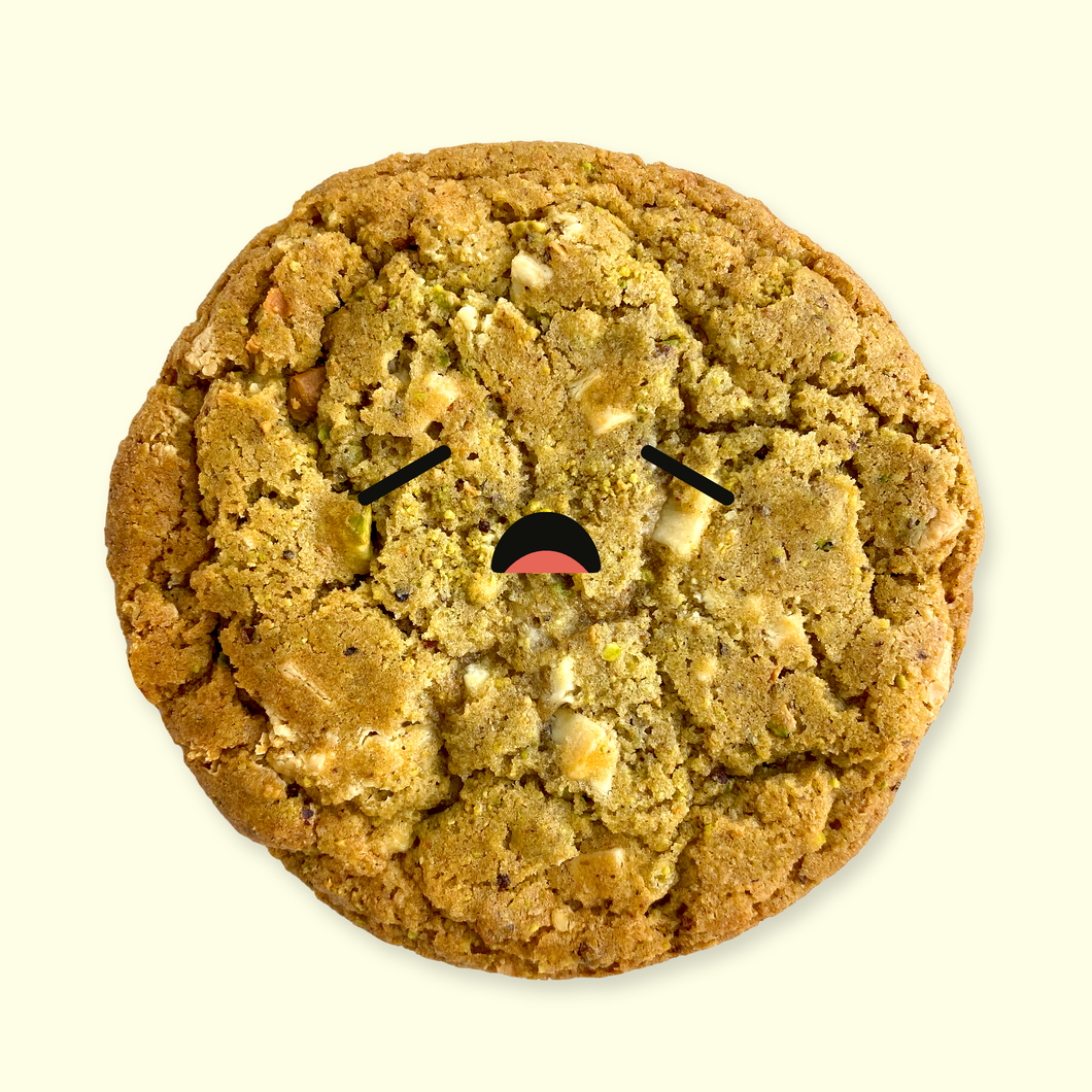 Pistachio White Chocolate Chip Cookie [4-Pack]