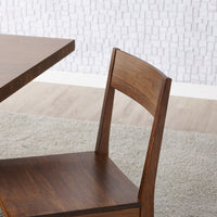 Aurora Dining Chair, Exotic - Detail