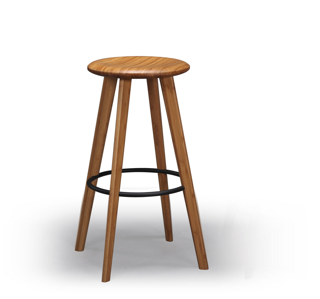 "Mimosa 26"" Counter Height Stool, Caramelized"