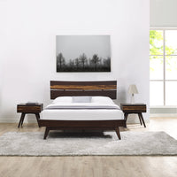 Azara Bedroom Collection, Sable Finish