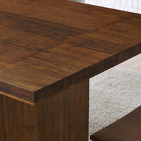 "Aurora 72"" Dining Table, Exotic"
