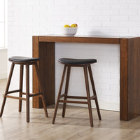 Aurora Counter Height Table, Exotic - Lifestyle