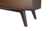 Azara Six Drawer Dresser, Sable - Detail