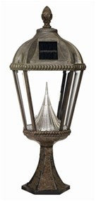 Royal Solar Lamp - Post Mount (GS-98P)