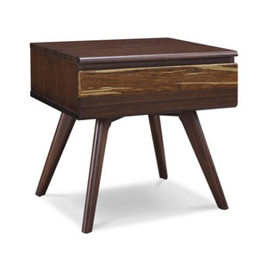 Azara Nightstand, Sable