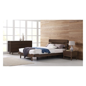 Currant Bedroom Collection, Black Walnut